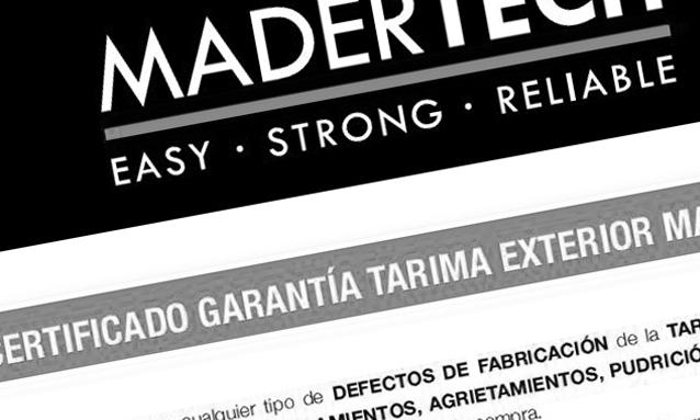 Certificado Garantía
