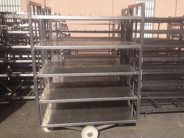 Jaula o Gavia para secado y almacenaje